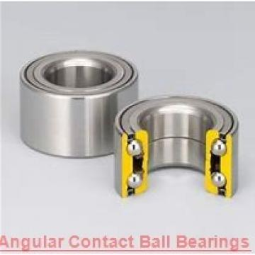 90 mm x 160 mm x 30 mm  FAG QJ218-N2-MPA  Angular Contact Ball Bearings