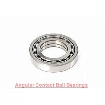 2.559 Inch | 65 Millimeter x 4.724 Inch | 120 Millimeter x 1.5 Inch | 38.1 Millimeter  EBC 5213 2RS  Angular Contact Ball Bearings