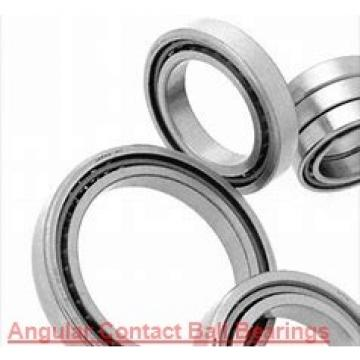 0.591 Inch | 15 Millimeter x 1.378 Inch | 35 Millimeter x 0.626 Inch | 15.9 Millimeter  GENERAL BEARING 55502  Angular Contact Ball Bearings