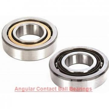 1.575 Inch | 40 Millimeter x 2.441 Inch | 62 Millimeter x 0.812 Inch | 20.625 Millimeter  BEARINGS LIMITED 907257 2RS  Angular Contact Ball Bearings