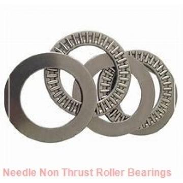 4.5 Inch | 114.3 Millimeter x 6 Inch | 152.4 Millimeter x 2.25 Inch | 57.15 Millimeter  CONSOLIDATED BEARING MR-72  Needle Non Thrust Roller Bearings